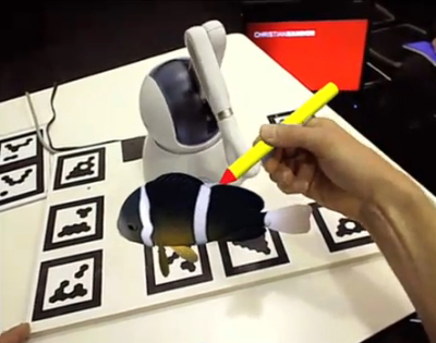 The Future of Augmented Reality is in our Hands with Haptics & Touch Screens | design 2.0 | Scoop.it