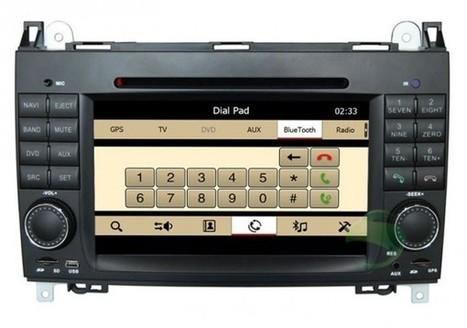 Comprar Um DVD Carro para Mercedes Benz Viano com CDC Radio AUX In DVD | car DVD players | Scoop.it