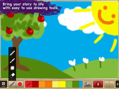 *33 and Counting: Digital Storytelling/Content Creation iPad Apps | AppsinEducation | Scoop.it