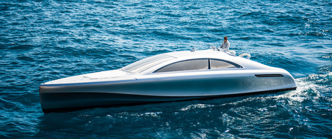 mercedes-benz brings its design philosophy to the seas with arrow460-granturismo | Scoopamo awesome | Scoop.it