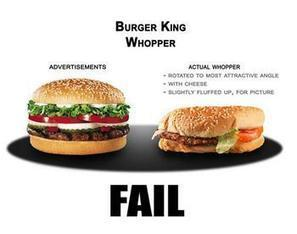 fast_food_ad_comparison_1_xlarge.jpeg (350x276 pixels) | Persuasion Project | Scoop.it