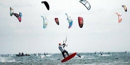 Aude : le kitesurf, phare d'une croissance économique - Midi Libre | Kitesurf et Kitefoil | Scoop.it