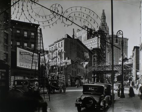 New York, 1935-38 | GenealoNet | Scoop.it