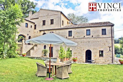 Vinci Properties: properties for sale in Le Marche | Le Marche Properties and Accommodation | Scoop.it