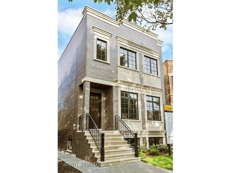 Bucktown median sales price for resale single-family home sales comparison   Chicago Housing Market News Reports   Scoop.it