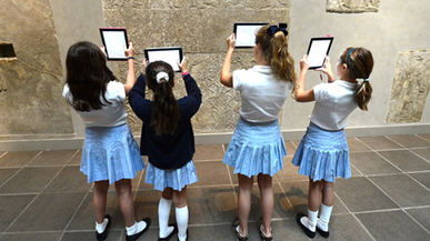 Apple - Education - Learning in Action | iPad technology integration | Scoop.it