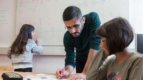 Flüchtling, aber auch Lehrer | Beruf: Lehrer | Scoop.it