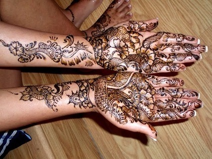 Bridal Henna Artist in NJ New Jersey - Mehndi Artist in NJ, USA   Indian Wedding Hair and Makeup in Parlin, NJ - SakhiBeauty   Scoop.it
