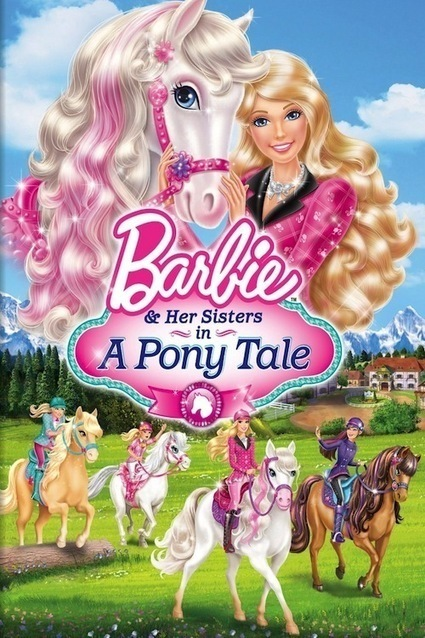 Barbie and her Sisters in a Pony Tale | GetTheMovies | Scoop.it