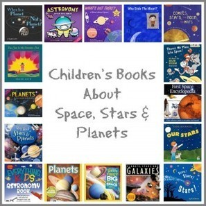 Children's Books About Space, Stars & Planets | Not for the faint of heart | Scoop.it
