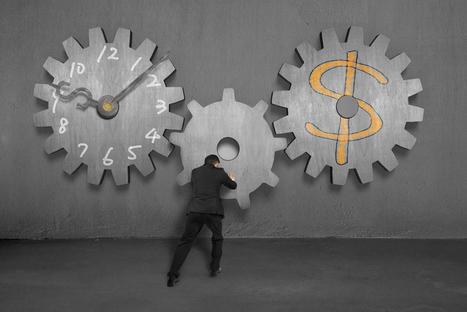 Réseaux sociaux d'entreprise : qu'en attendre et à quel prix ?   Réseaux sociaux et Curation   Scoop.it