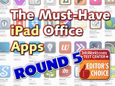 23 Must-Have Office Apps for Your iPad   Using Brain Power in Business   Scoop.it