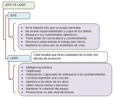 La autoridad como principio básico organizacional | Negocios, Sociedad y Ética | Scoop.it