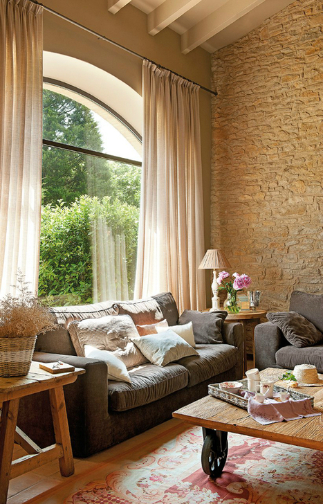 An Old Barn Turned Into a Lovely House   Cool Gadgets   Scoop.it