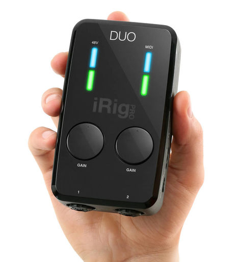 Recording audio to an iPad with the iRig Pro Duo - IT ENQUIRER | Photography at large | Scoop.it
