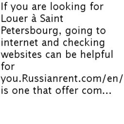 Checking Photos and Description Can be Helpful | Rent In Russia | Scoop.it