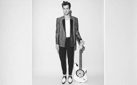 Mark Ronson En Route To Funk You Up At Official Splendour Sideshows | this curious life | Scoop.it