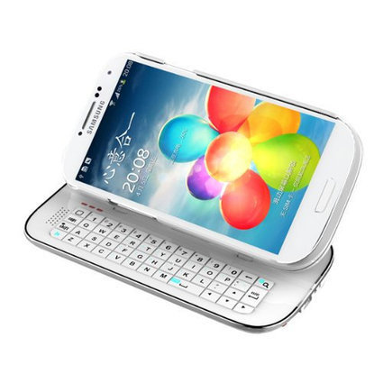 Bluetooth Slide-out Keyboard Cases for Android Smartphones and iPhones   Embedded Systems News   Scoop.it