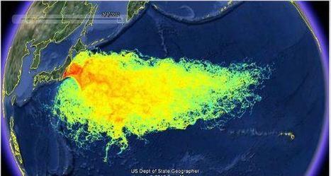 Fukushima a maintenant contaminé 1/3 de la surface des océans dans le monde | Chronique d'un pays où il ne se passe rien... ou presque ! | Scoop.it
