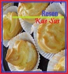 CARA MEMBUAT KUE SUS BASAH - RE-SEP.COM | Resep Masakan | Scoop.it