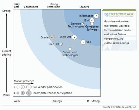 Document sur les leaders de la virtualisation de données (publi info) | Contrôle de gestion & Système d'Information | Scoop.it
