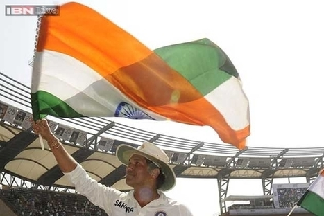 Sachin Tendulkar to be awarded Bharat Ratna - IBNLive | Sachin Ramesh Tendulkar | Scoop.it