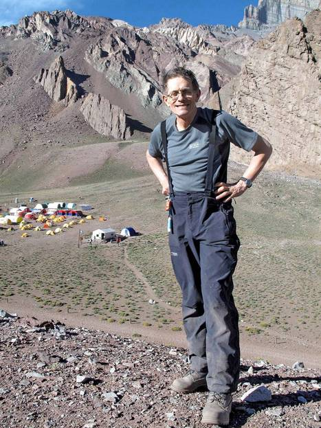 Climbing Aconcagua: A long walk to the roof of the Western world | Outdoor Digital Strategy | Scoop.it