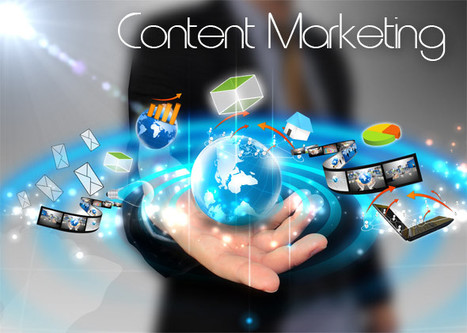 Six content marketing trends to watch this year | MarketingHits | Scoop.it