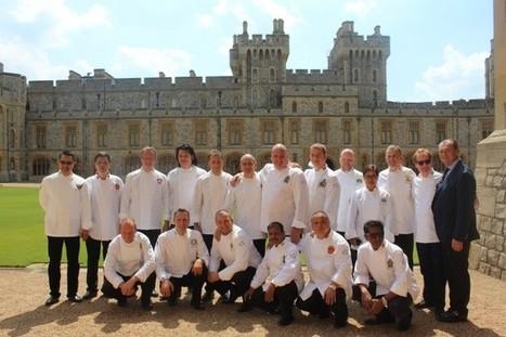 Le G20 des chefs cuisiniers et sa majesté la Reine d'Angleterre | Arts & Gastronomie.com | Actu Boulangerie Patisserie Restauration Traiteur | Scoop.it
