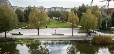 Les défis de la ville durable | Trames Vertes Urbaines | Scoop.it