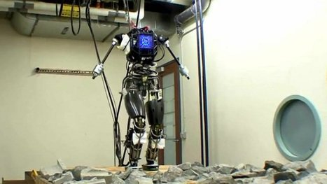 Army robot refuses to be pushed over   Science, Technology, and Current Futurism   Scoop.it