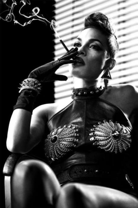 Rosario Dawson, sexy y letal en Sin City 2 - Festivales de Cine | Hombres | Scoop.it