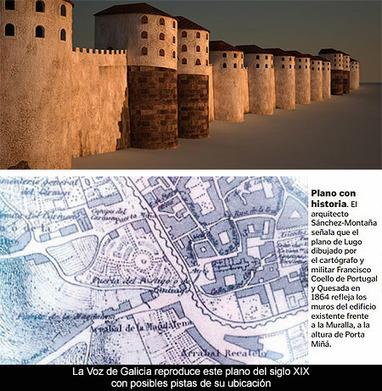 ¿Por qué no iba a tener el Lugo Romano un anfiteatro? | Galicia Digital | Arqueología romana en Hispania | Scoop.it