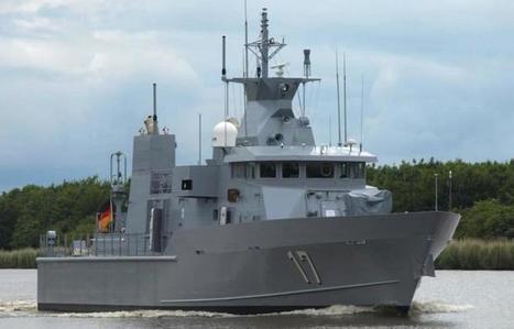 Lürssen démarre la construction de patrouilleurs pour l'Arabie saoudite | Newsletter navale | Scoop.it