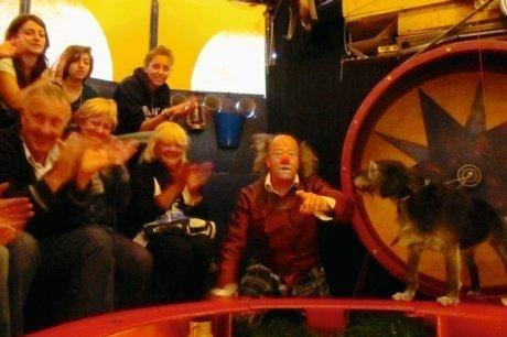 Rue des étoiles à Biscarrosse : le cirque version intimiste | BABinfo Pays Basque | Scoop.it