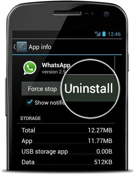 How To ReInstall - WhatsApp - Prime Inspiration   TechSci   Scoop.it