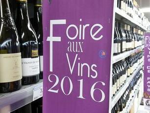 Les premières photos de la foire aux vins de Leclerc.   Vos Clés de la Cave   Scoop.it
