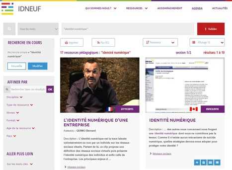 Ressources universitaires francophones | Time to Learn | Scoop.it