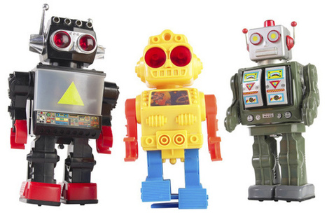 The 10 best robots from the TED staff | Learn About Robots | Scoop.it