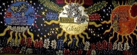 D'Aubusson à Paris, l'empreinte de Jean Lurçat sur la tapisserie contemporaine | L'Etablisienne, un atelier pour créer, fabriquer, rénover, personnaliser... | Scoop.it
