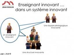 Et si l'enseignant innovant était un concept utile pour … ne pas innover ? - Educavox | Pédagogie en actions | Scoop.it