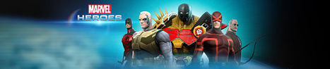 Test Out Marvel Heroes New Features First - MMO Strategy & Tips | Marvel Heroes MMO Guide | Scoop.it