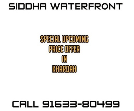 Siddha Group Siddha Waterfront   Real Estate   Scoop.it