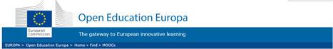 Open Education Europa: Mooc Offerings | europacontic | Scoop.it