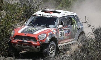 Sealine Cross Country Rally: Krzysztof Hołowczyc zagotował silnik - SportoweFakty.pl | Polski Off-road | Scoop.it