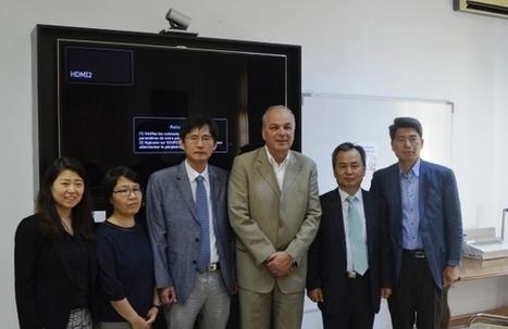 Le transfert technologique du vaccin BCG vers la Corée se précise | Institut Pasteur de Tunis-معهد باستور تونس | Scoop.it