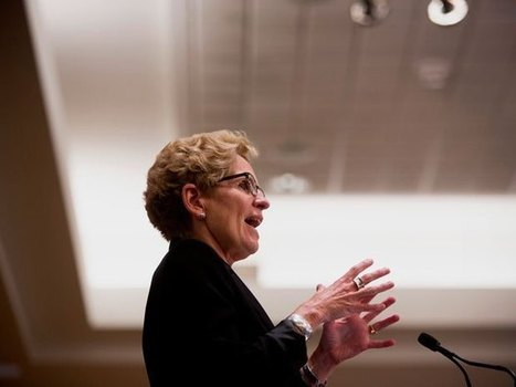 Canada headed for 'huge economic crisis' if no action taken to improve pensions, warns Ontario premier | North America South America | Scoop.it