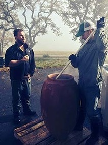 Winemakers Give Clay a Close Look | Grande Passione | Scoop.it