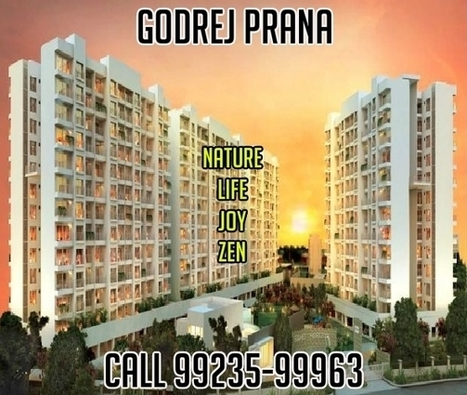 Godrej Prana Rates | Real Estate | Scoop.it