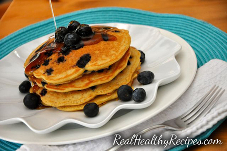 Amazingly Fluffy Gluten-&-Grain-Free Pancakes   This-day   Scoop.it
